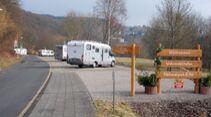 Stellplatz Nationalpark Eifel