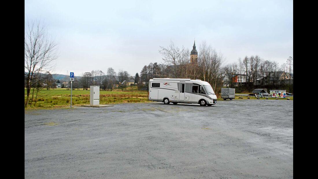 Stellplatz Neukirch/Lausitz