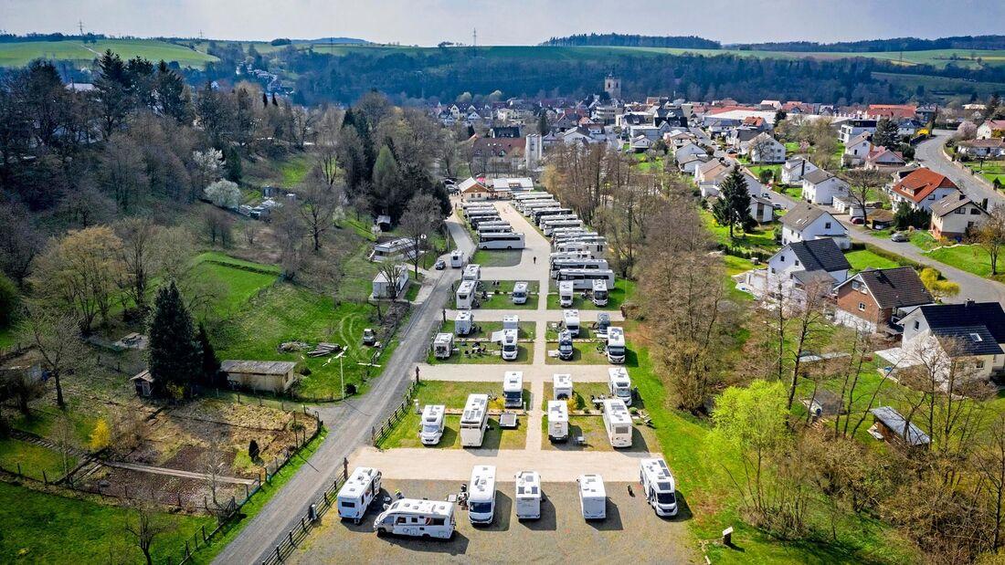 Stellplatz Neukirchen