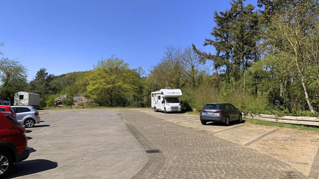 Stellplatz Nideggen