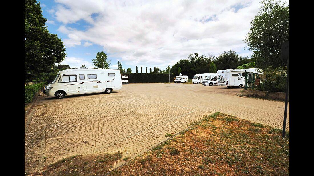 Stellplatz Punto Sosta per Camper