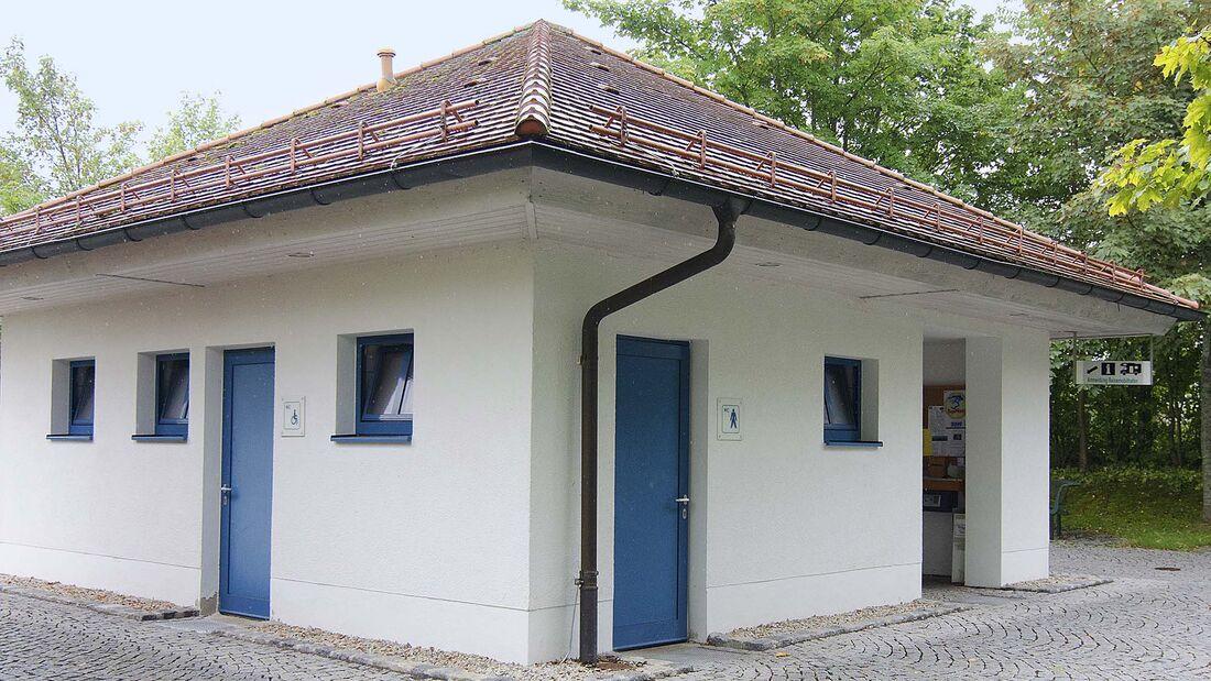 Stellplatz Sibyllenbad