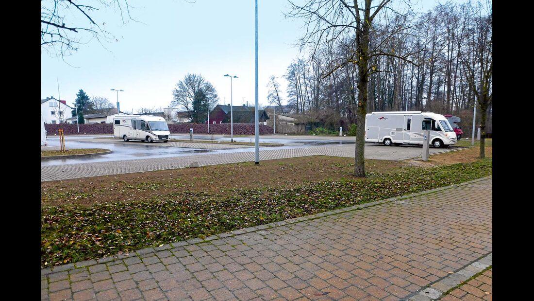 Stellplatz-Tipp Bad Staffelstein