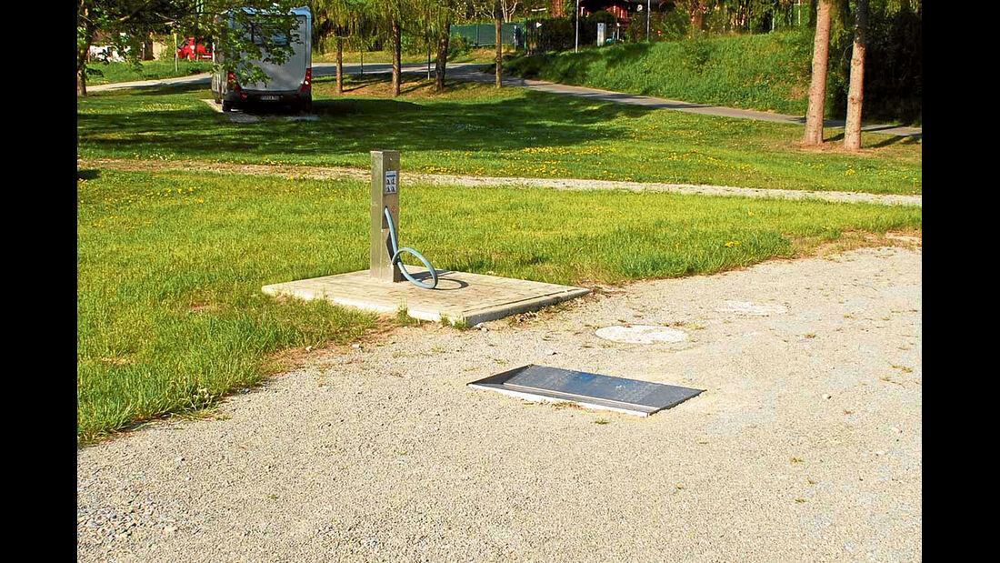 Stellplatz-Tipp:  Bad Sulza, Modusan-Anlage