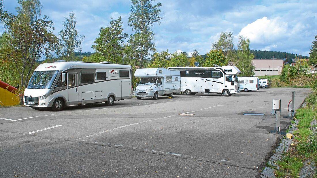 Stellplatz-Tipp Baden-Württemberg