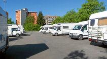 Stellplatz-Tipp:  Biella, Stellplatz