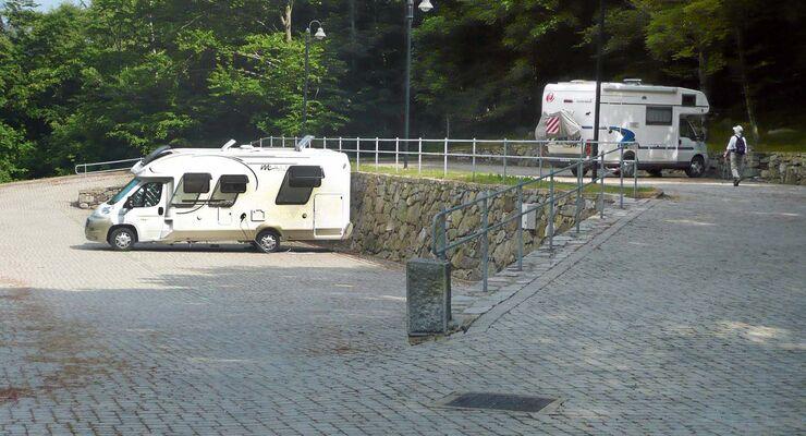 Stellplatz-Tipp Biella