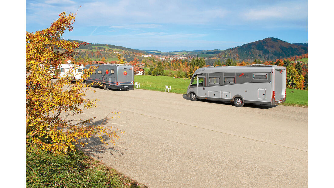 Stellplatz-Tipp Deutschland: Oberstaufen