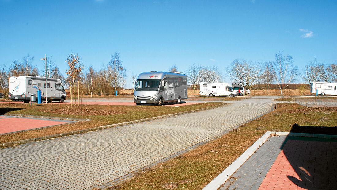 Stellplatz-Tipp Deutschland: Südbrookmerland