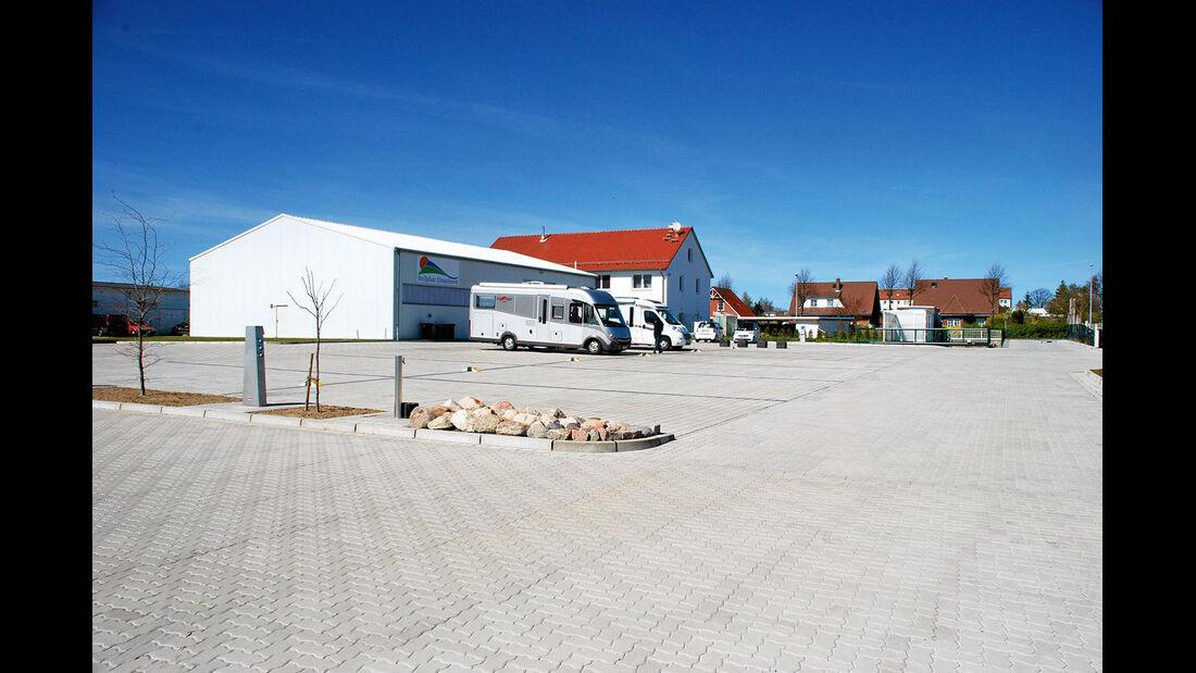 Stellplatz-Tipp: Elmenhorst/Lichtenhagen