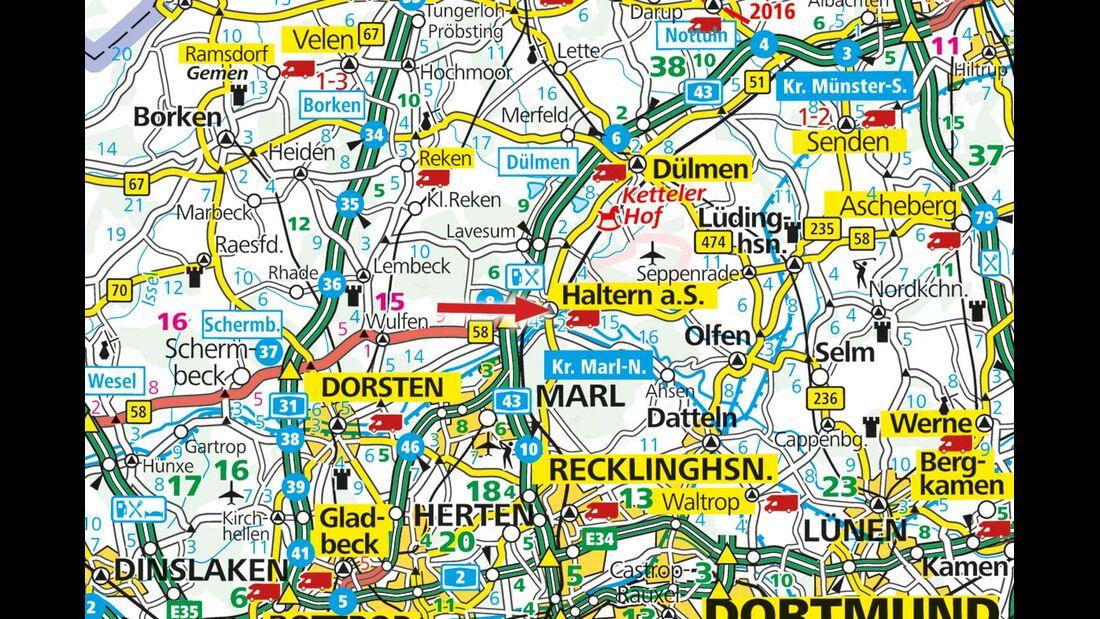 Stellplatz-Tipp Haltern am See
