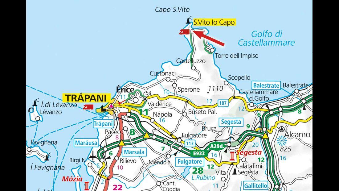 Stellplatz-Tipp Italien