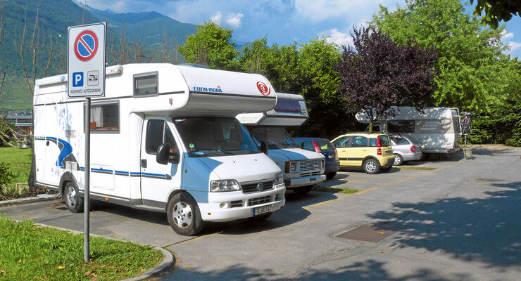 Stellplatz-Tipp: Italien
