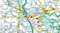 Stellplatz-Tipp:  Malchow, Karte