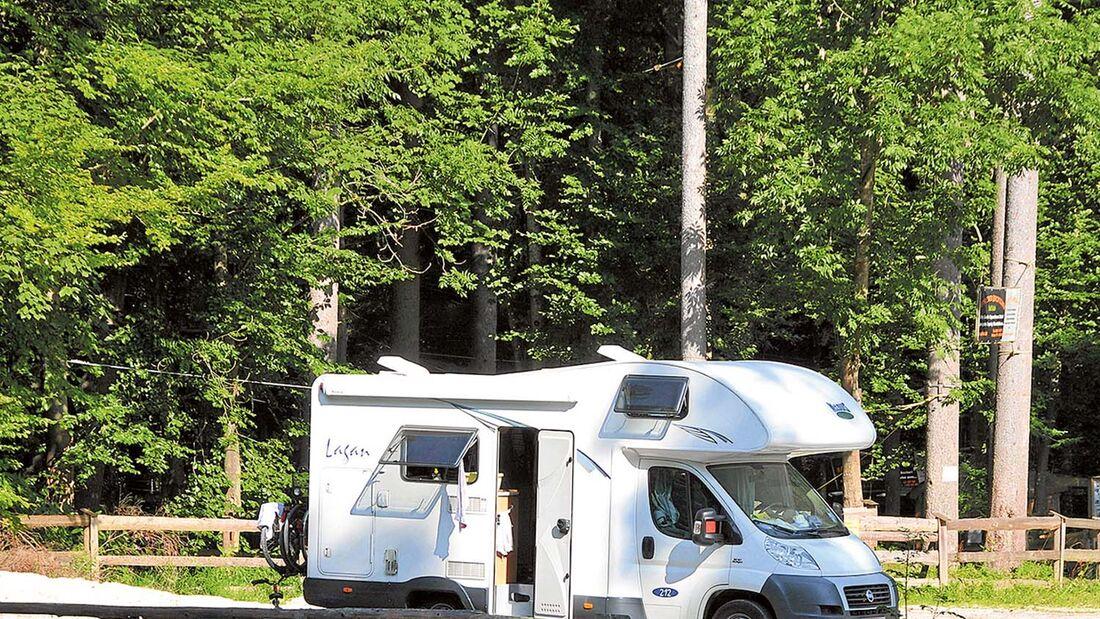 Stellplatz-Tipp Mobiler Alpengenuss