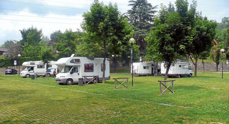 Stellplatz-Tipp Piverone/Italien