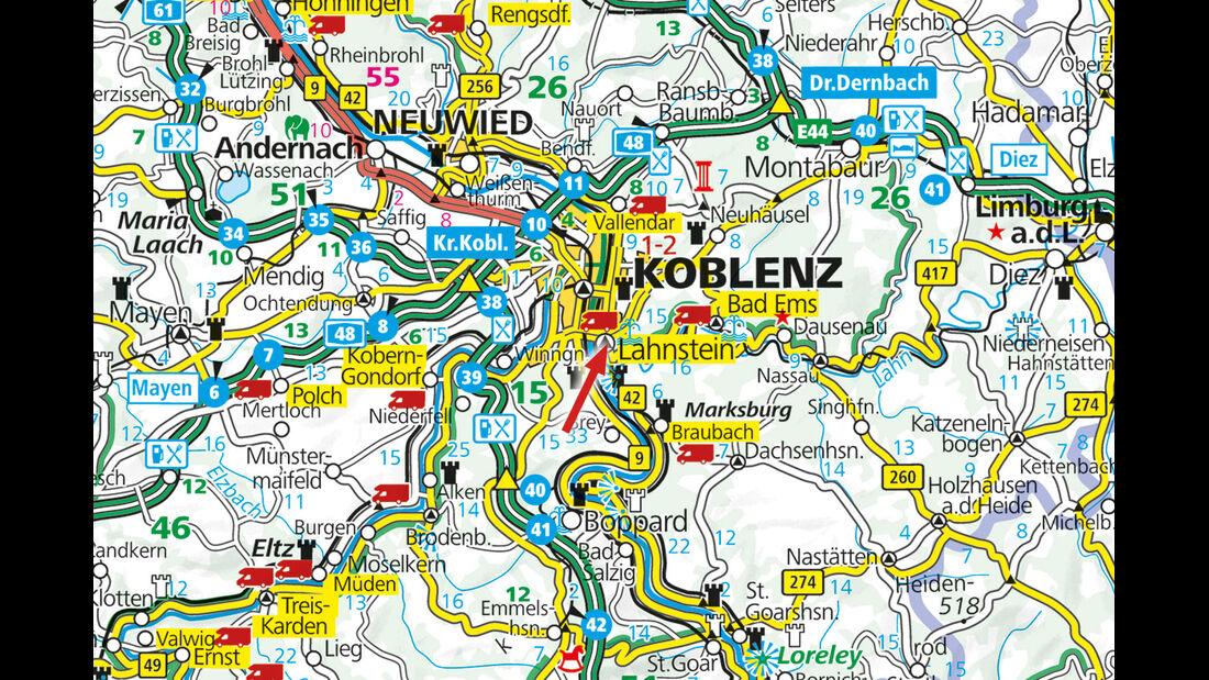 Stellplatz-Tipp Rheinland-Pfalz