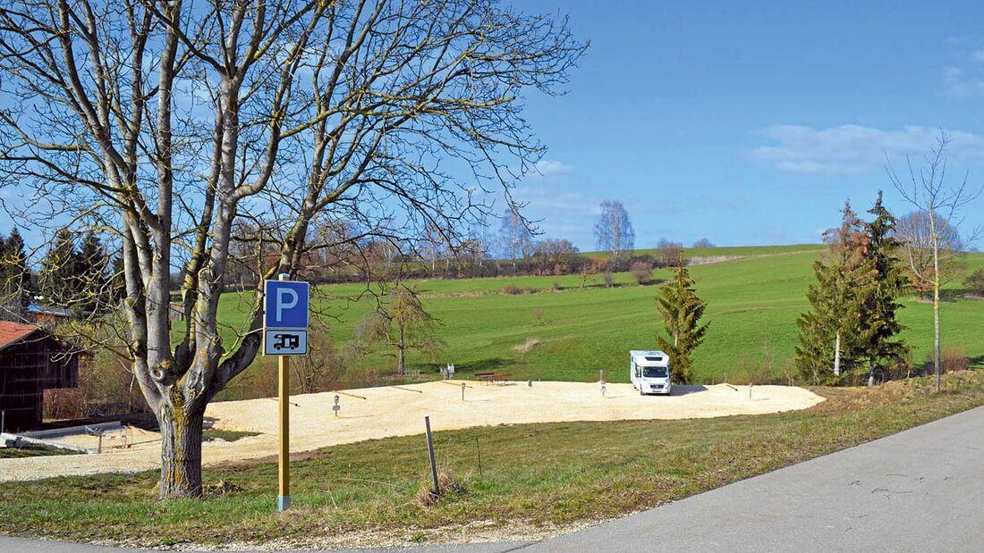Stellplatz-Tipp Roggenburg