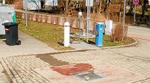 Stellplatz-Tipp:  Scharbeutz, Ver- und Entsorgung