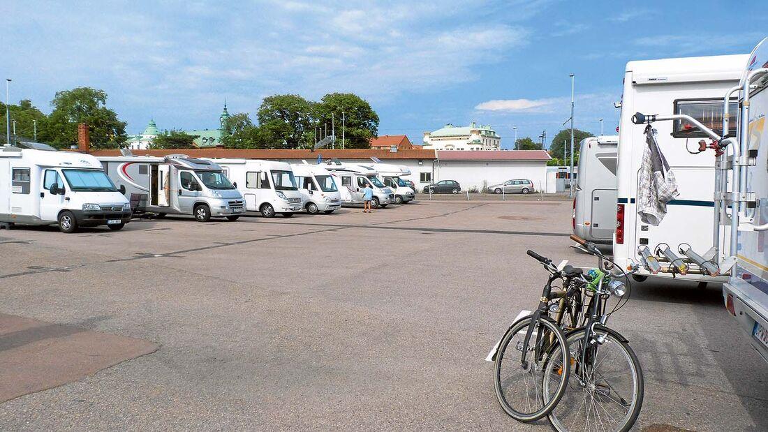Stellplatz-Tipp Schweden