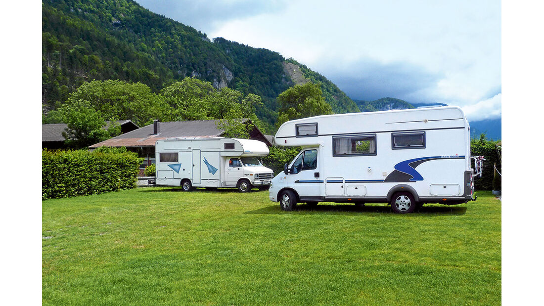 Stellplatz-Tipp: Schweiz