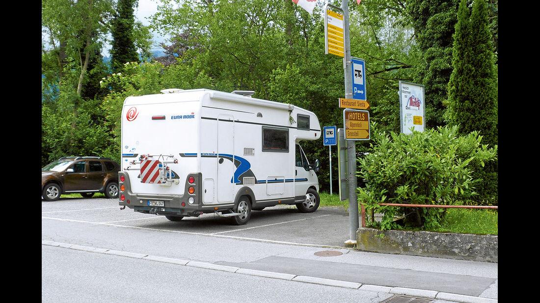 Stellplatz-Tipp Schweiz