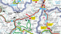 Stellplatz-Tipp:  Scuol, Karte
