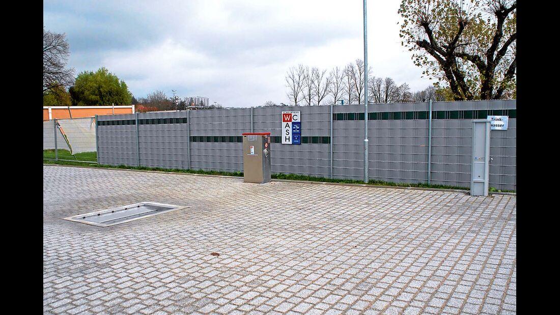Stellplatz-Tipp Sinsheim