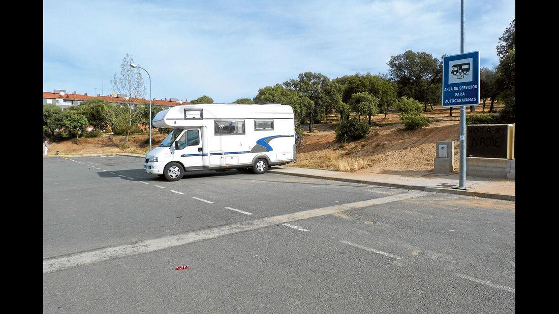 Stellplatz-Tipp Spanien