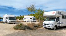 Stellplatz-Tipp Spanien: Morella