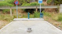Stellplatz-Tipp: Spanien