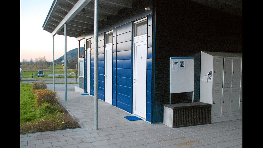 Stellplatz-Tipp: Vilshofen