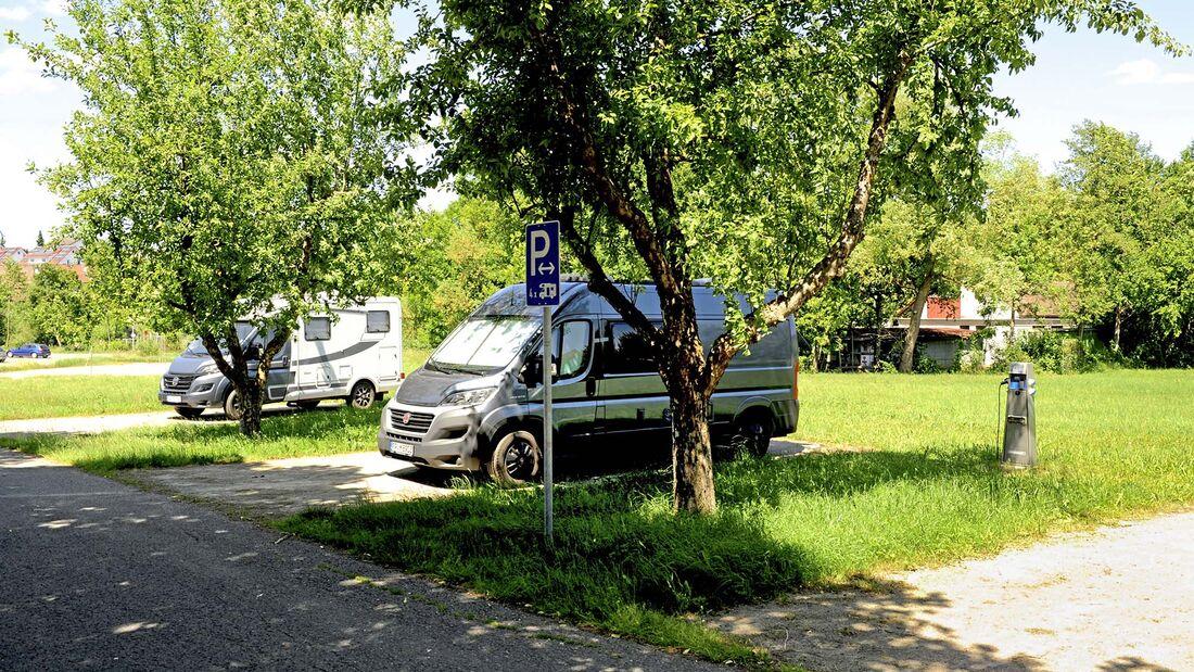 Stellplatz-Tipps Stuttgart