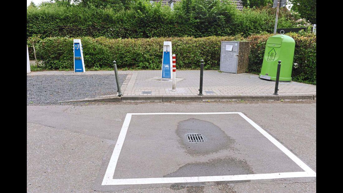 Stellplatz Wachtendonk