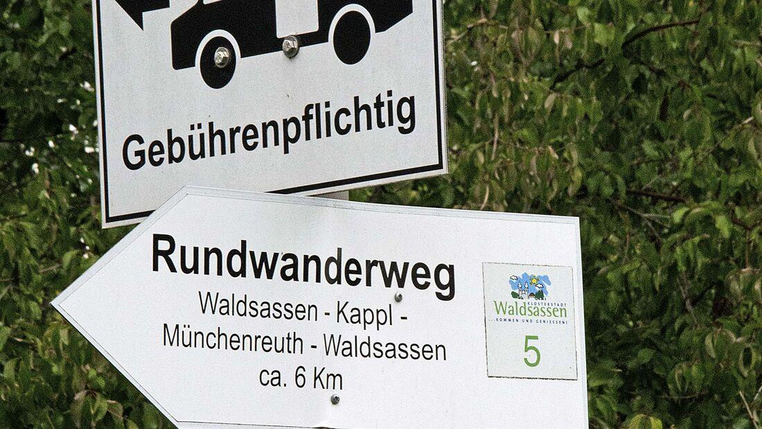 Stellplatz Waldsassen