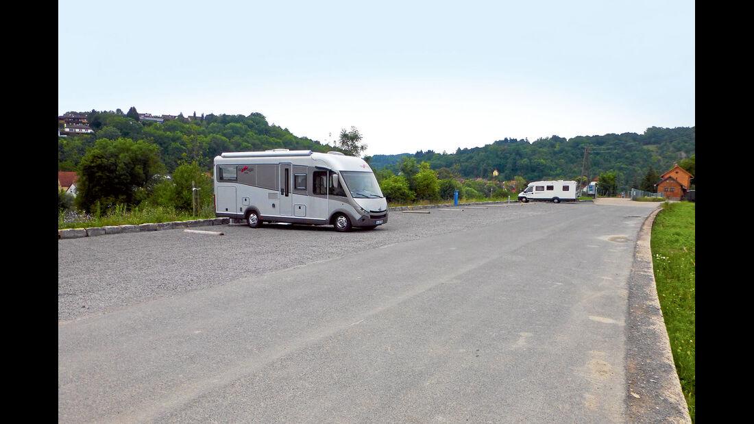 Stellplatz  Widdern
