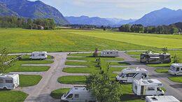 Stellplatz am Bauernhof Schmid