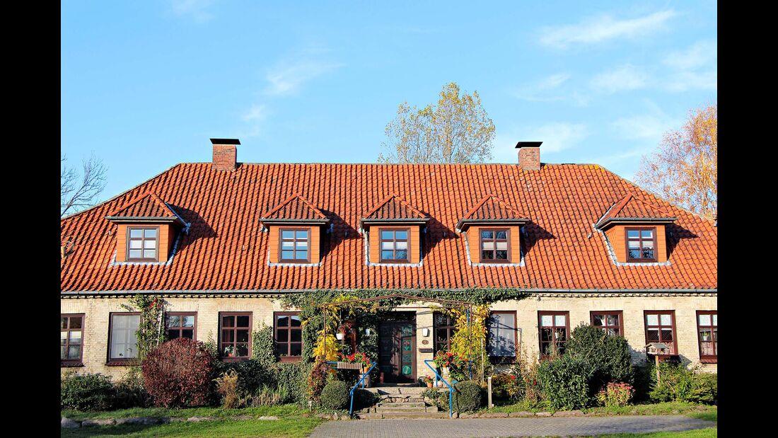 Stellplatz am Ferienhof Lassen