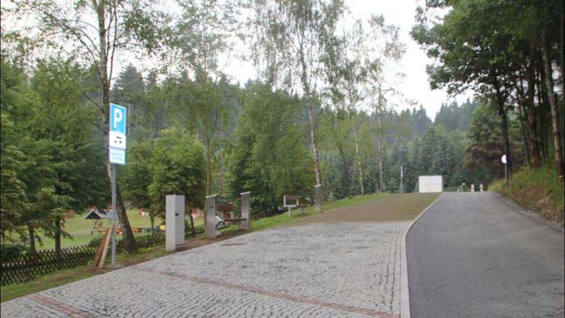 Stellplatz am Kegelsberg