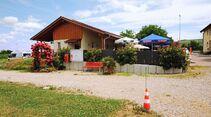 Stellplatz am Kirschenhof Schmidt Cafe