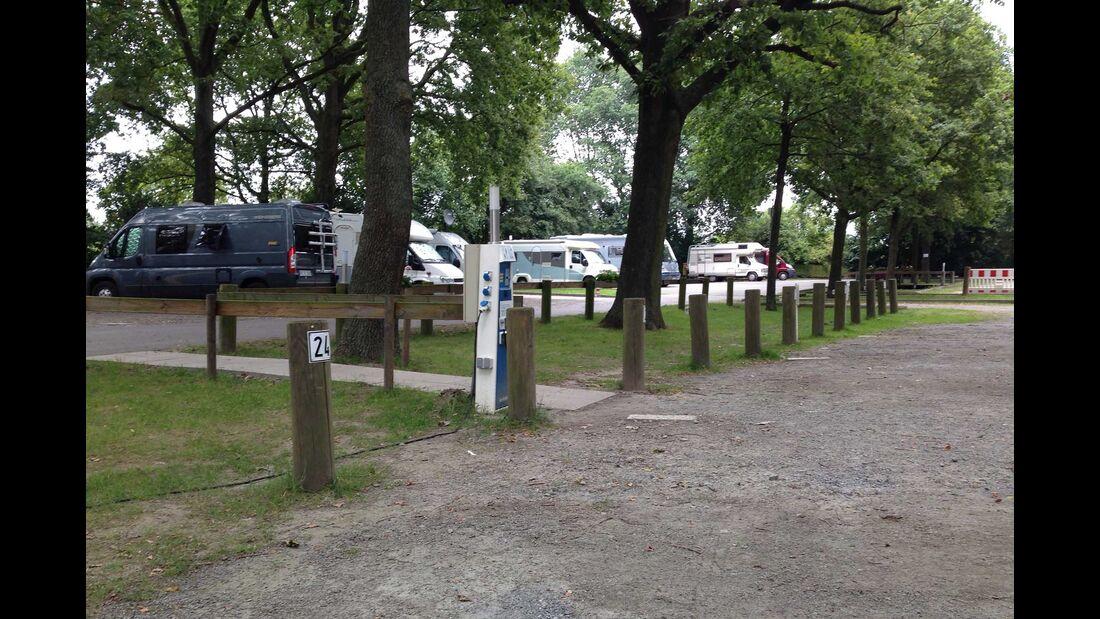 Stellplatz am Kuhhirten, Bremen