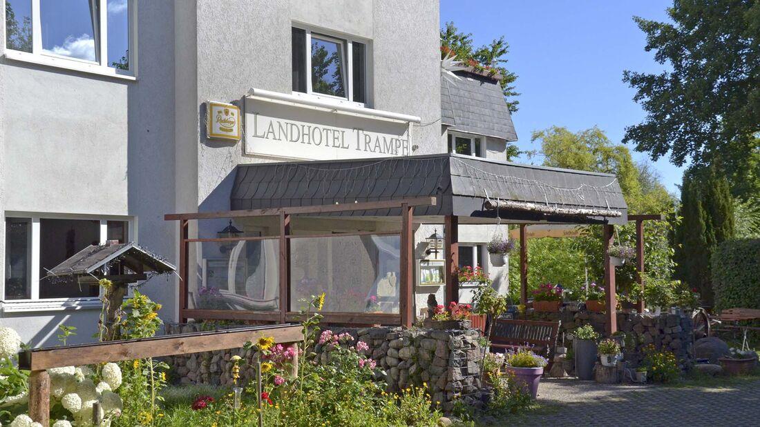 Stellplatz am Landhotel