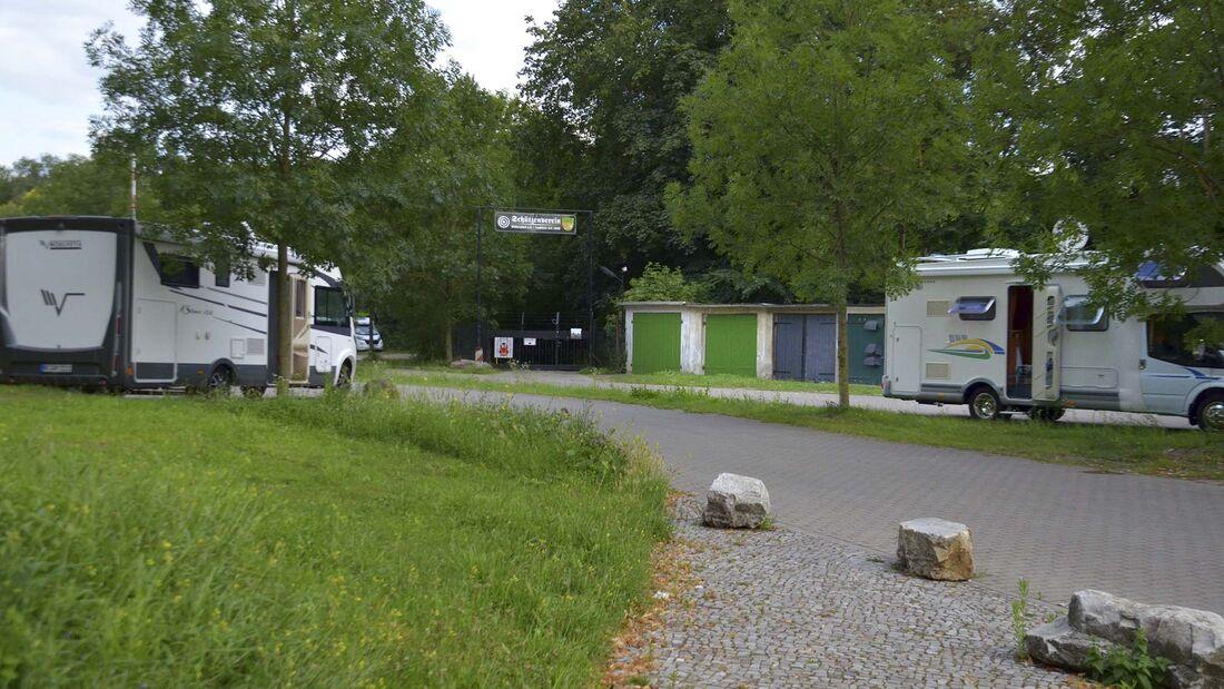 Stellplatz am Museumspark Rüdersdorf