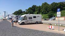 Stellplatz am Stadthafen Sassnitz