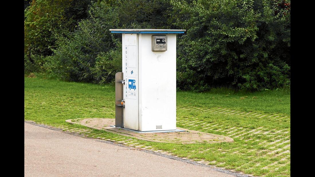 Stellplatz des Monats: Nordhorn