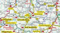 Stellplatz des Monats Winterberg