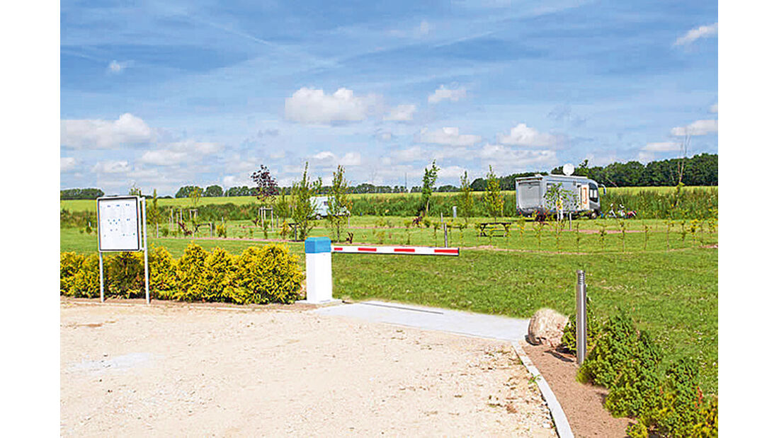 Stellplatz in Lauterbach