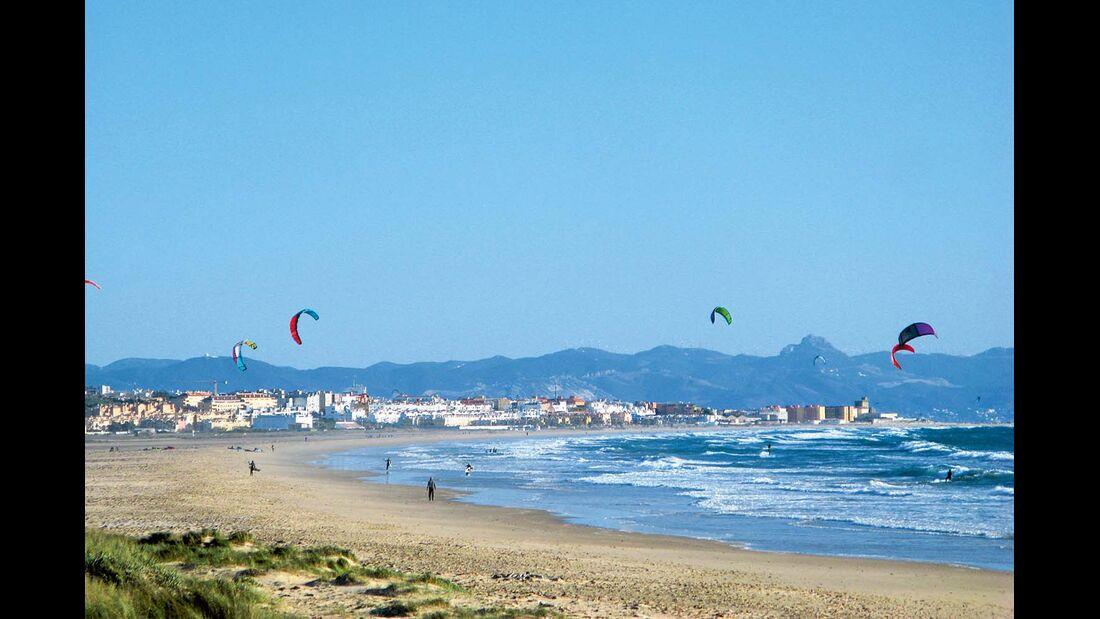 Strand in Tarifa