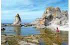 Strand von Faroe.