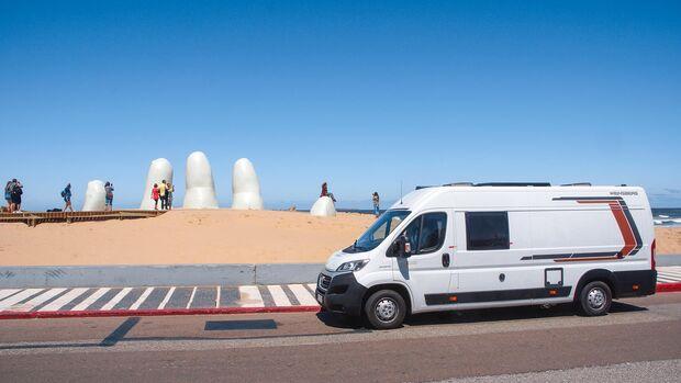 Strand von Montevideo - Weinsberg